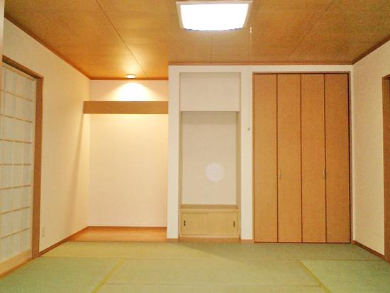 2F 洋風和室